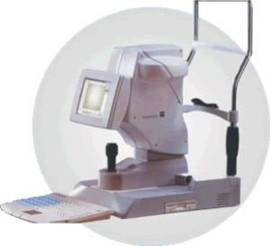 Biometria Calcula o Grau da Lente Intra Ocular