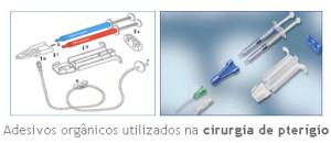 Cirurgia de Pterígio - Modernas Técnicas