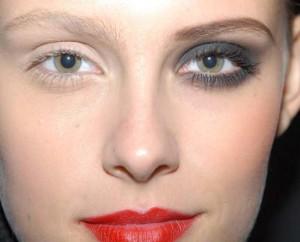 Uso de maquiagem e cosméticos