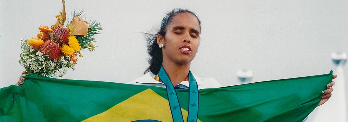 Entrevista Ádria Rocha Santos